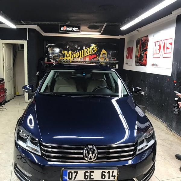 Photos At Effecto Garage Detailing Auto Care Services Antalya Antalya