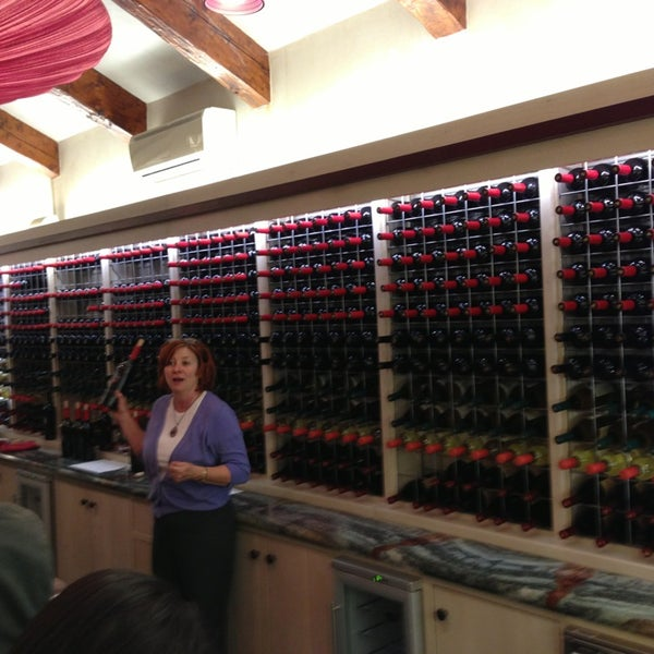 Foto scattata a Peju Province Winery da Ben il 12/28/2012