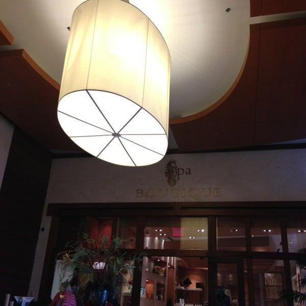 12/22/2012 tarihinde Mikey H.ziyaretçi tarafından The Spa at Ponte Vedra Inn & Club'de çekilen fotoğraf