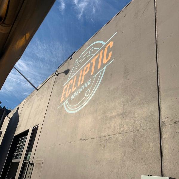 11/2/2020にStevie E.がEcliptic Brewingで撮った写真