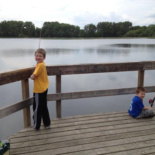 Ryan Lake Public Fishing Pier