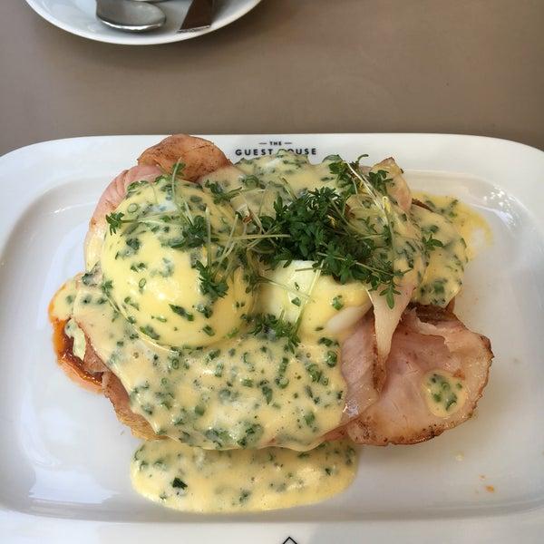 Eggs Benedict!!! :-)