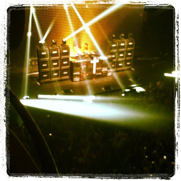 Photo prise au Hammerstein Ballroom par Heath M. le10/22/2012