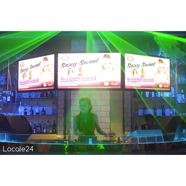 Thank you @princessjoana for playing at Locale24 last Saturday. It was massive! Can't wait to have you back!