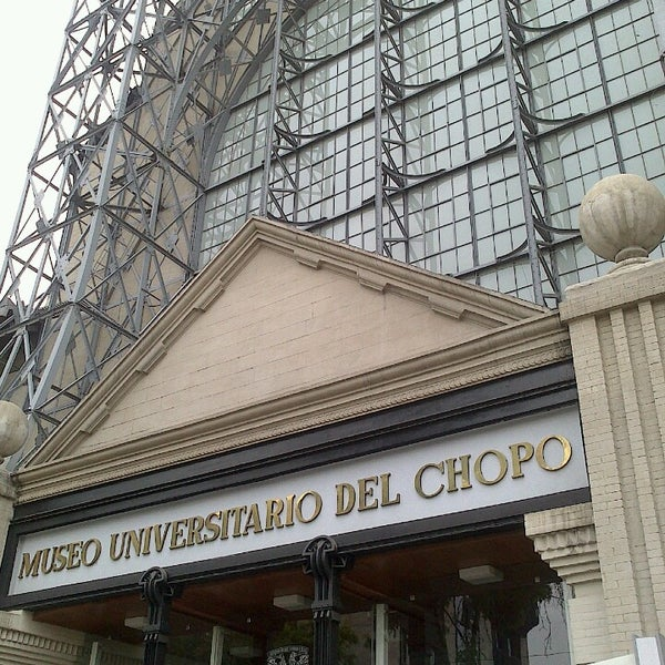 Photo prise au Museo Universitario del Chopo par JOLUMO le5/11/2013
