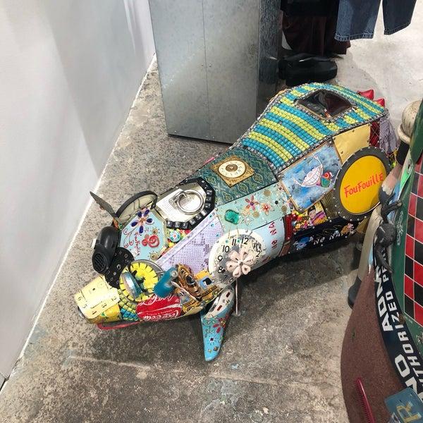Foto scattata a Dover Street Market da Ivana K. il 11/11/2018