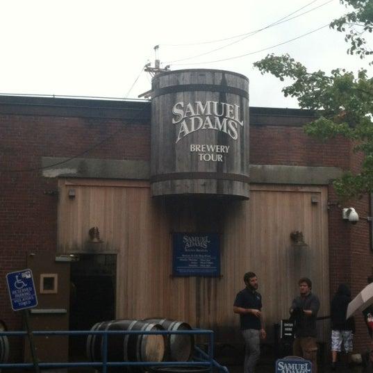 Photo prise au Samuel Adams Brewery par Teddybear le9/28/2012