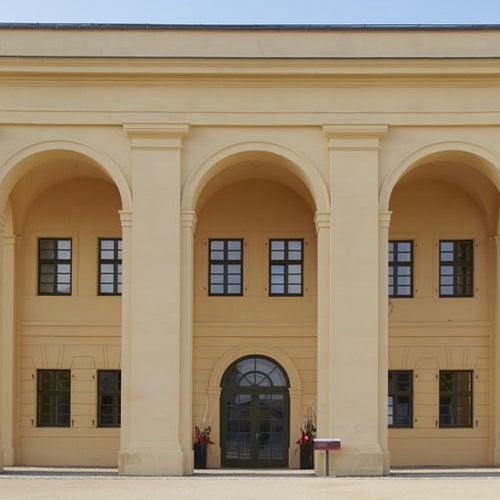 Haupthaus des Landesmuseums Koblenz