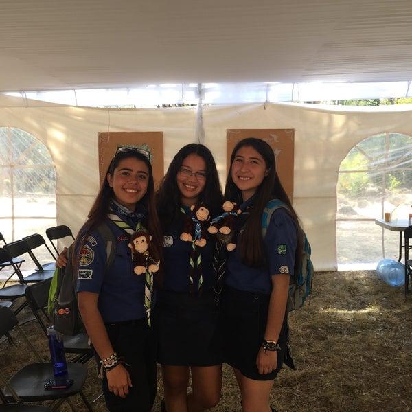 รูปภาพถ่ายที่ Campo Escuela Scout Meztitla โดย Karla S. เมื่อ 2/6/2017