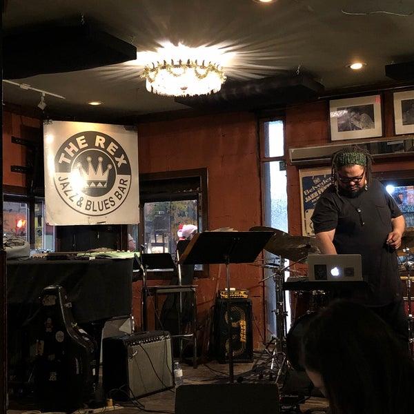 10/27/2019にHinaがThe Rex Hotel Jazz & Blues Barで撮った写真