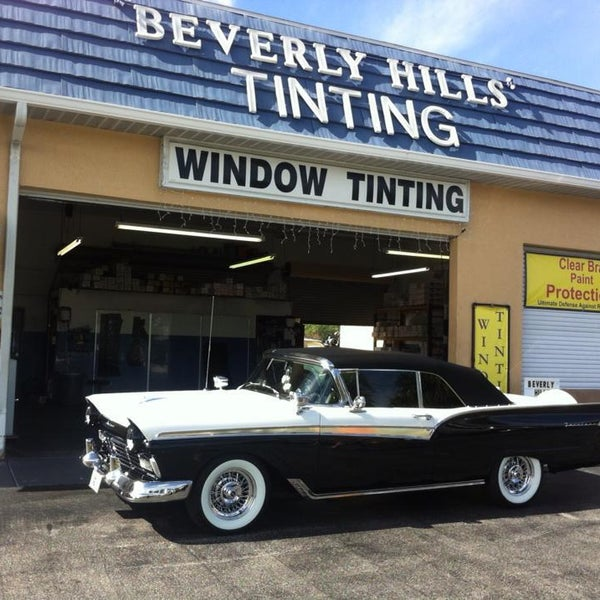 Photos At Beverly Hills Window Tinting Treatments Fort