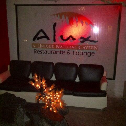 3/2/2013에 Nichi B.님이 Alux Restaurant에서 찍은 사진