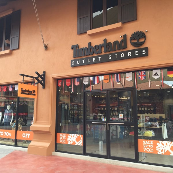 Infedeltà satira analisi  Timberland Outlet Stores (ทิมเบอร์แลนด์) - Shoe Store
