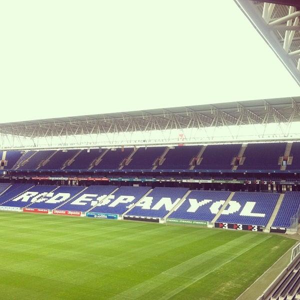 Foto diambil di RCDE Stadium oleh Raquel I. pada 4/25/2013