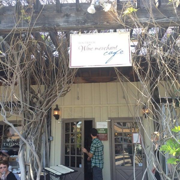 Foto scattata a Los Olivos Wine Merchant Cafe da Danielle S. il 3/15/2014