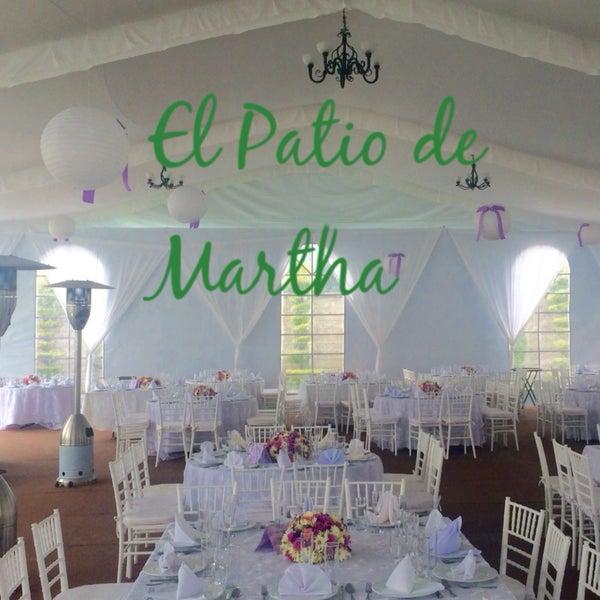 Salón El Patio De Martha Metepec Morelos