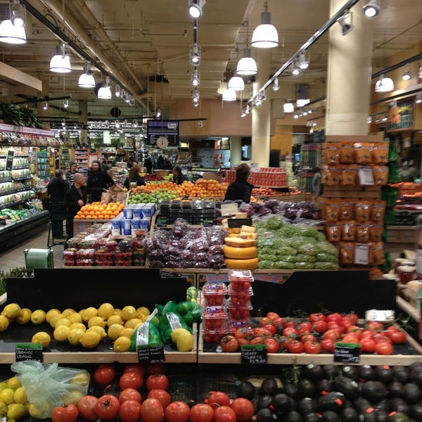 Whole Foods Market Grocery Store In Near North Side