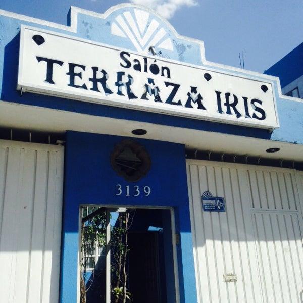 Salón Terrazas Iris Salón En Obrero Popular