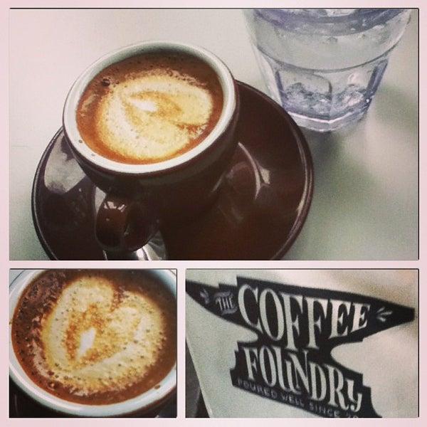 Das Foto wurde bei Coffee Foundry von Ryan M. am 3/19/2013 aufgenommen