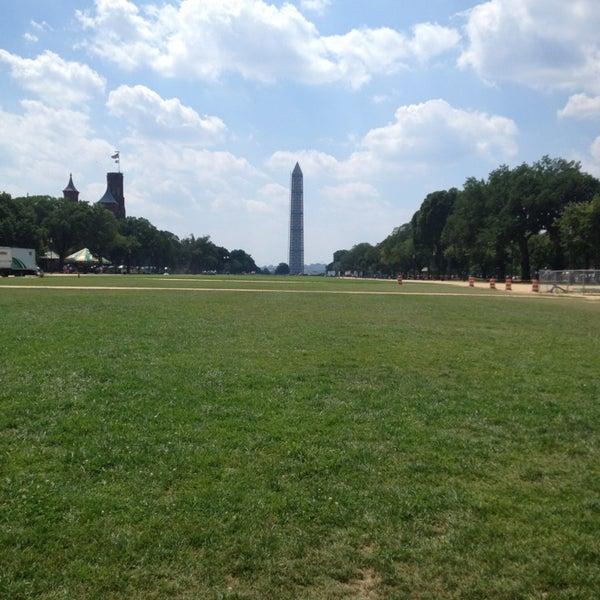 Foto scattata a National Mall da Laura B. il 7/16/2013