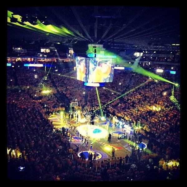 รูปภาพถ่ายที่ Oakland Arena โดย miten s. เมื่อ 5/3/2013