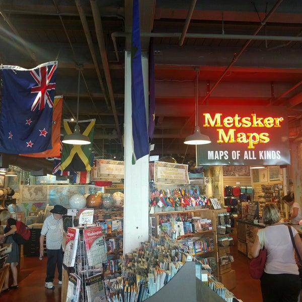 Photo prise au Metsker Maps par David T. le7/29/2016
