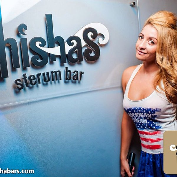 Foto scattata a Shishas Sferum Bar da Ilya L. il 7/13/2013