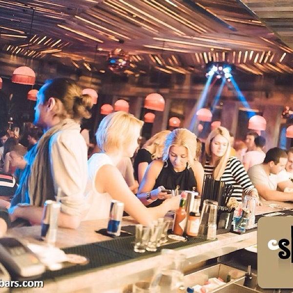รูปภาพถ่ายที่ Shishas Sferum Bar โดย Ilya L. เมื่อ 10/11/2013