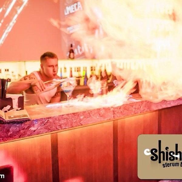 รูปภาพถ่ายที่ Shishas Sferum Bar โดย Ilya L. เมื่อ 6/28/2013