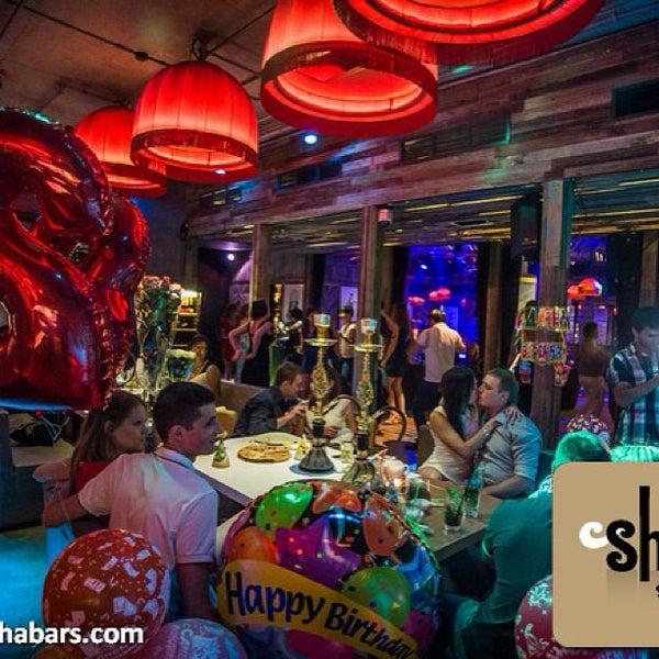 รูปภาพถ่ายที่ Shishas Sferum Bar โดย Ilya L. เมื่อ 8/20/2013