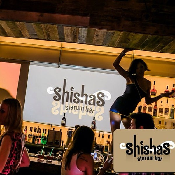 รูปภาพถ่ายที่ Shishas Sferum Bar โดย Ilya L. เมื่อ 6/22/2013