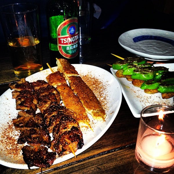 Foto diambil di Yunnan BBQ oleh E. J. W. pada 3/2/2013
