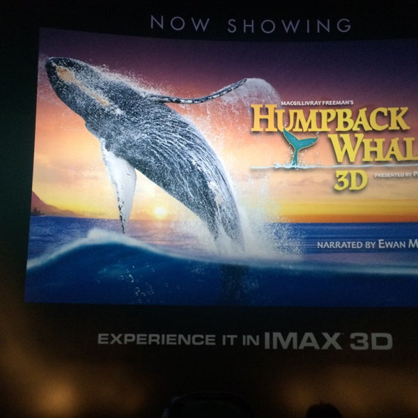Снимок сделан в Autonation IMAX 3D Theater пользователем Leven Z. 7/29/2015