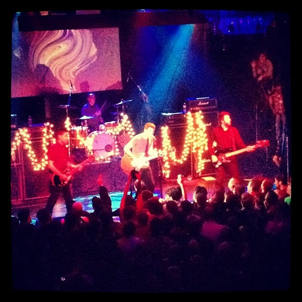 Photo prise au Irving Plaza par Ulf O. le10/12/2012