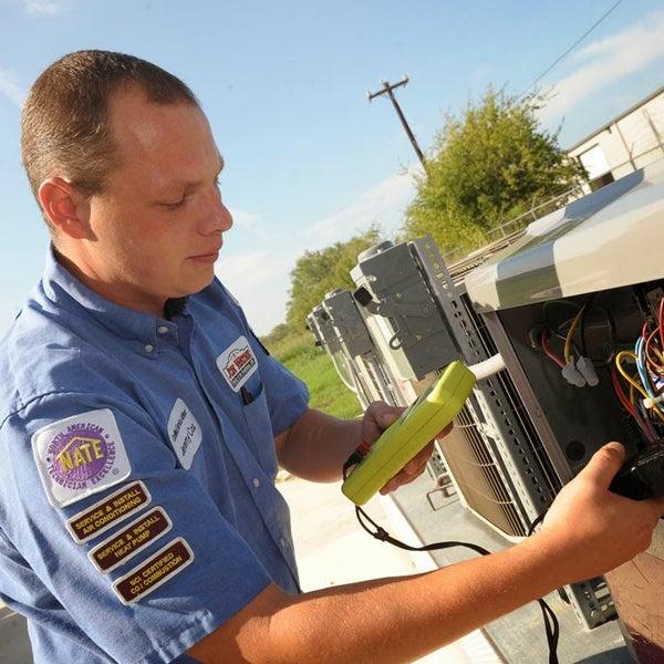 Photos At Jon Wayne Heating Air Conditioning San Antonio Tx