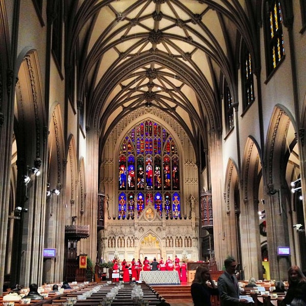 Photo prise au Trinity Church par conans h. le12/23/2012