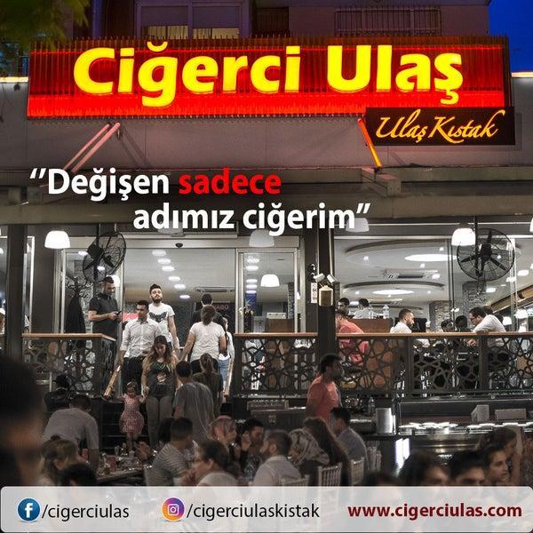 Das Foto wurde bei Ciğerci Ulaş von Ciğerci Ulaş am 6/13/2017 aufgenommen