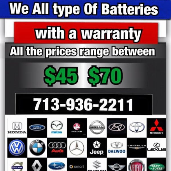 Photo Taken At Affordable Auto Batteries By Jesse G On 11 22 2017