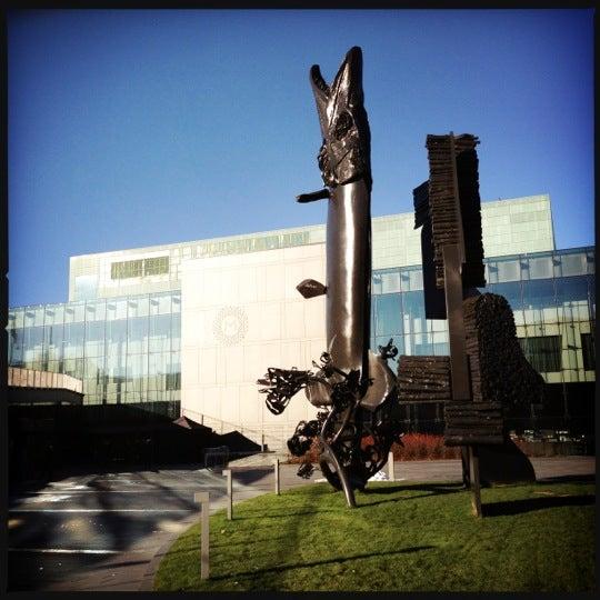 10/28/2012にMarko J.がMusiikkitaloで撮った写真