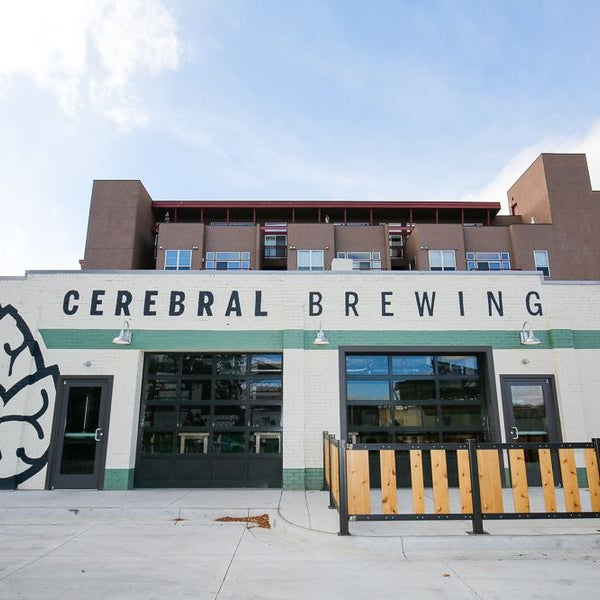 Photo taken at Cerebral Brewing by Cerebral Brewing on 11/24/2015