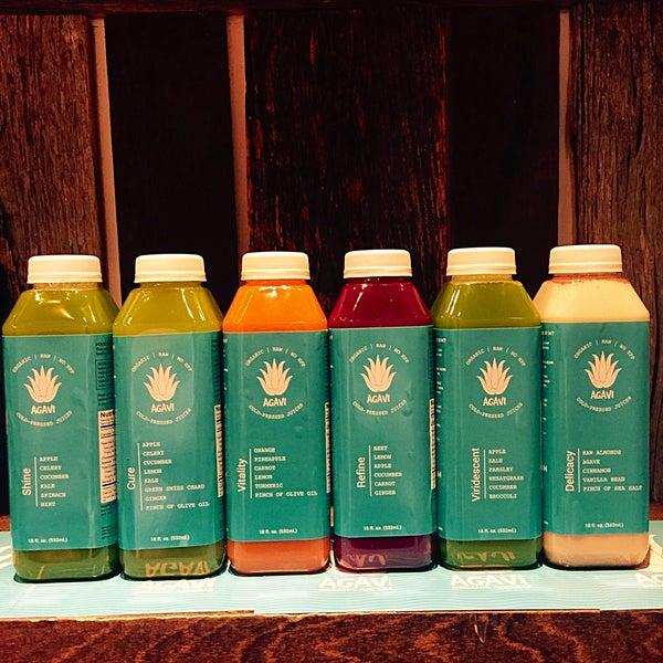 Photo taken at Agavi Organic Juice Bar by Agavi Organic Juice Bar on 12/27/2015