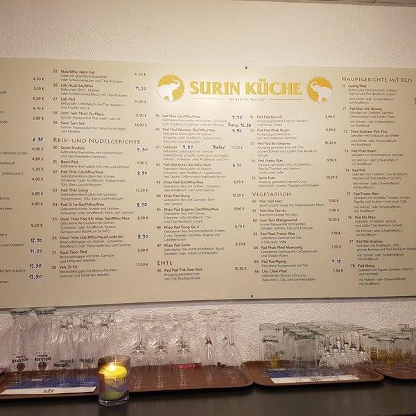 Surin Küche - Thailändisches Restaurant