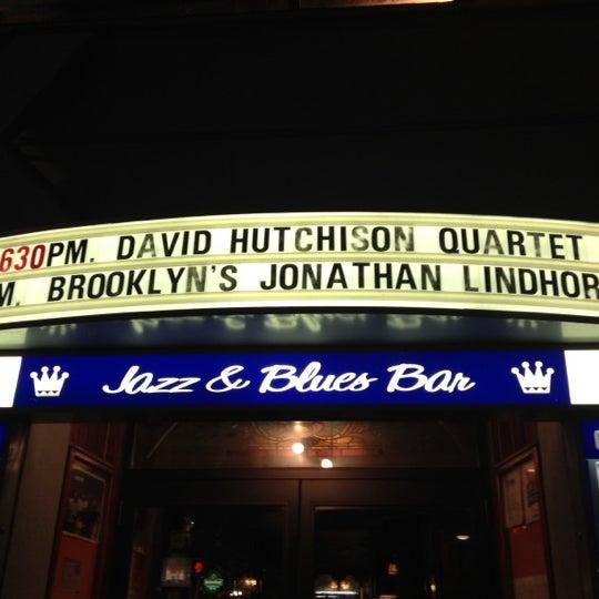 10/10/2012にAmber M.がThe Rex Hotel Jazz & Blues Barで撮った写真