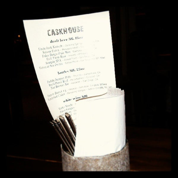 Photo taken at Caskhouse by Andrée B. on 7/4/2013