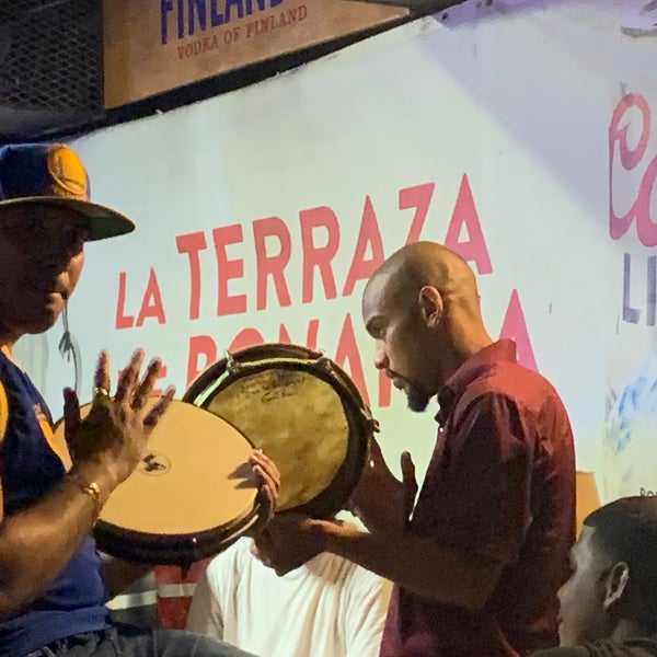 La Terraza De Bonanza Bar In San Juan