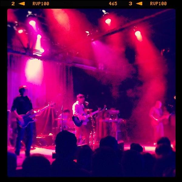 รูปภาพถ่ายที่ Warehouse Live โดย David W. เมื่อ 11/2/2012