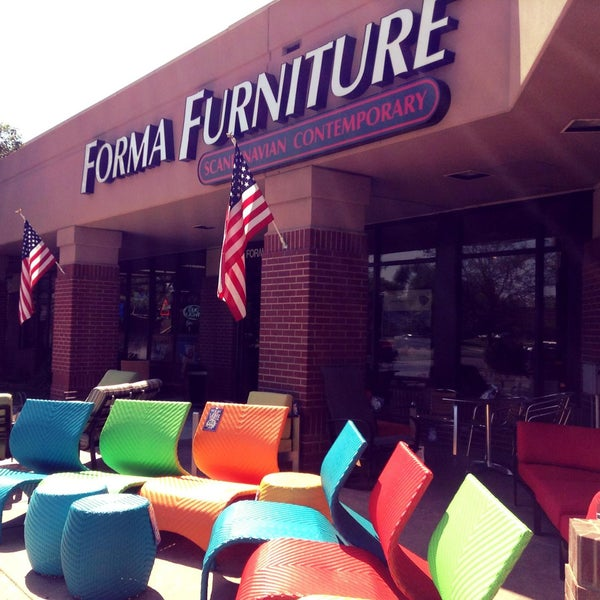Photo Taken At Forma Furniture By On 11 30 2017