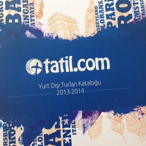 รูปภาพถ่ายที่ Tatil.com โดย Kemal K. เมื่อ 6/24/2014