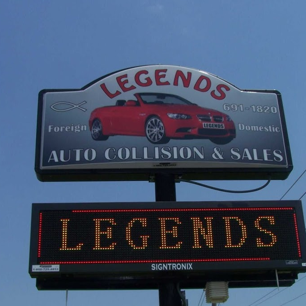 Photos At Legends Auto Collision Automotive Shop In Oklahoma City
