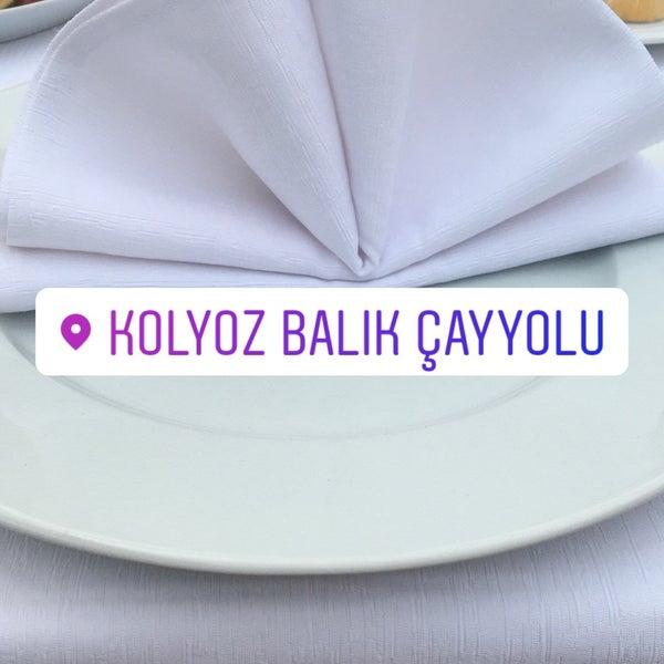 Foto diambil di Kolyoz Balık Çayyolu oleh 🌟💫 pada 7/16/2019